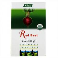 Betterave rouge - cristeaux solubles
