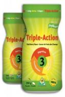 Triple action  -  ensemble duo - saveur fruits des champs
