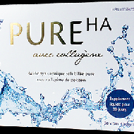 Pure HA avec collagène