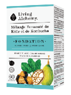 Fondation - nourriture quotidienne - Living Alchemy